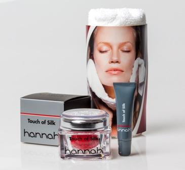 Winactie gesloten – De innovatieve Touch of Silk van hannah (t.w.v € 95,-)