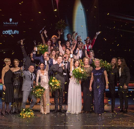 Countdown Coiffure Award'17: Namen op vrijdag bekend!