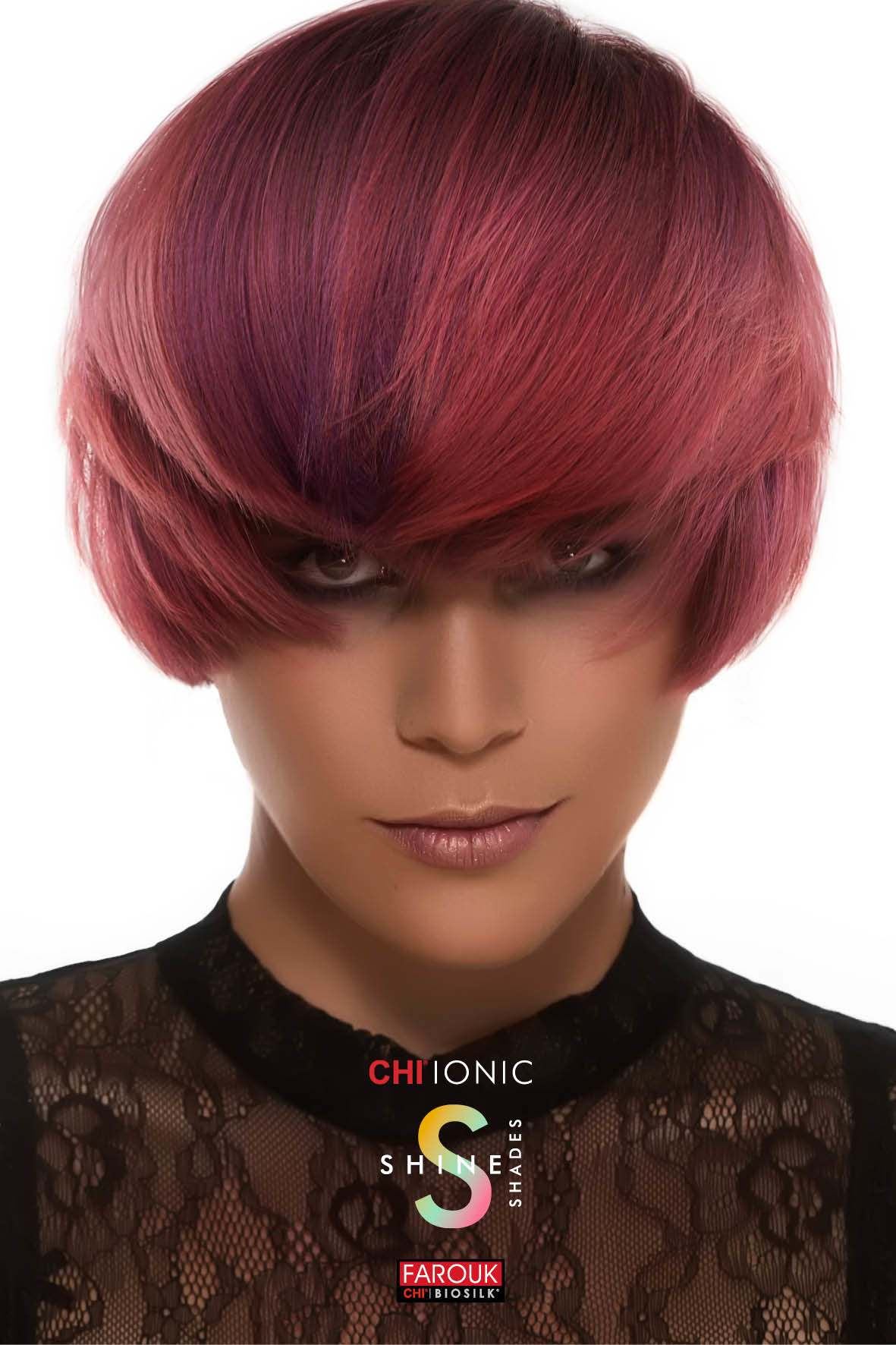 Nieuwe kleurrevolutie: CHI Ionic Shine Shades