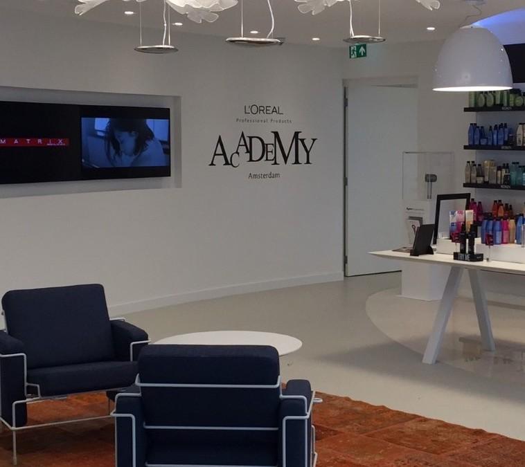 Nieuwe academy voor L'Oréal Professionele Producten