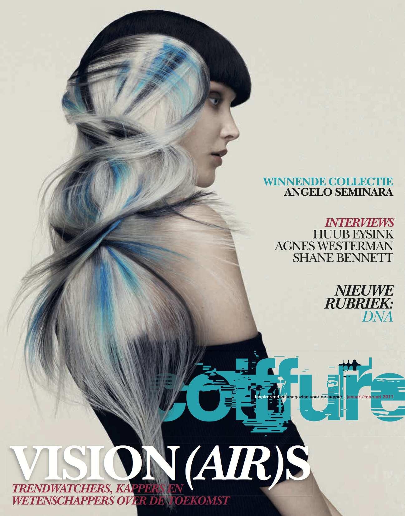 Nieuwe COIFFURE: Vision(air)s