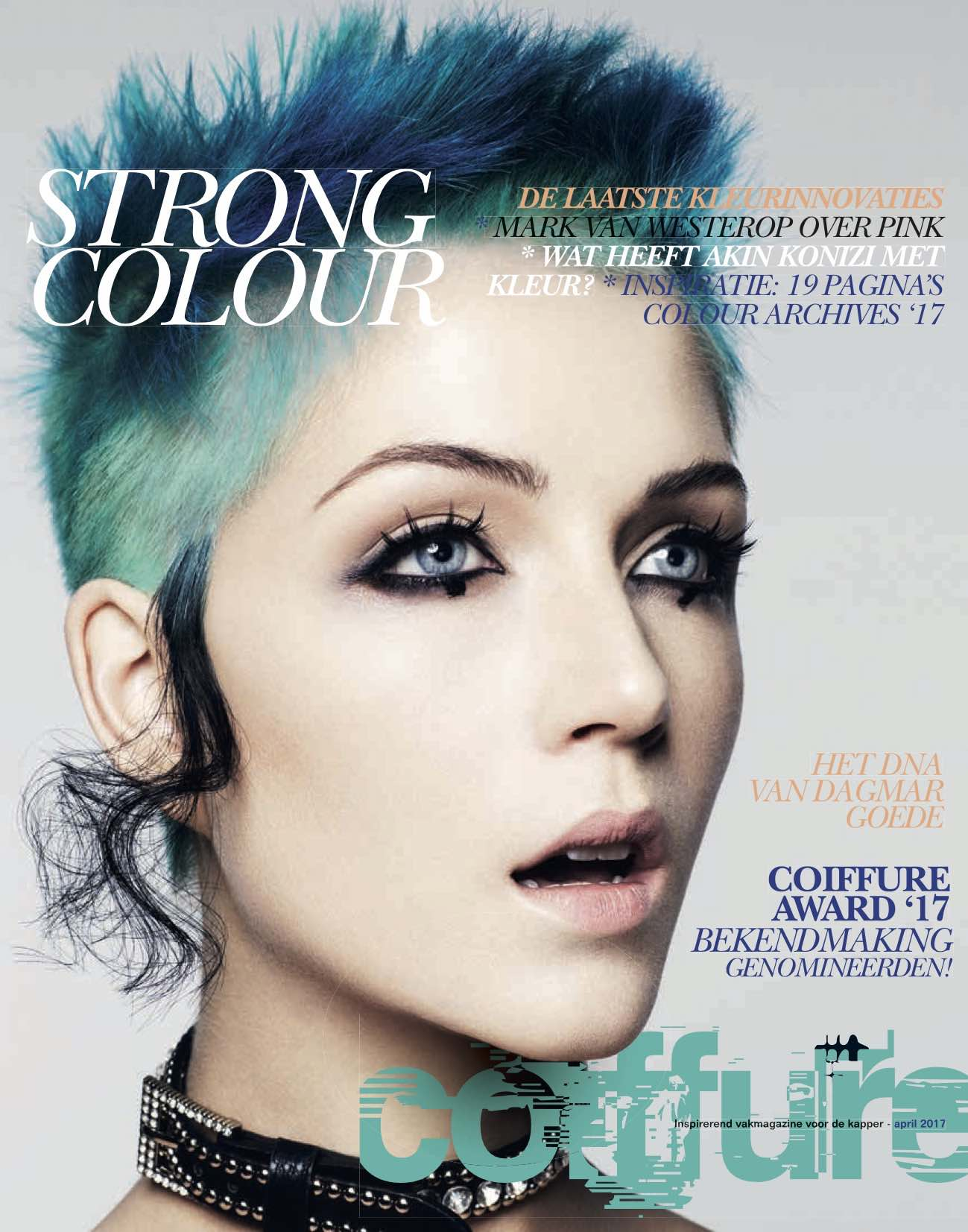 Nieuwe COIFFURE: Strong Colour