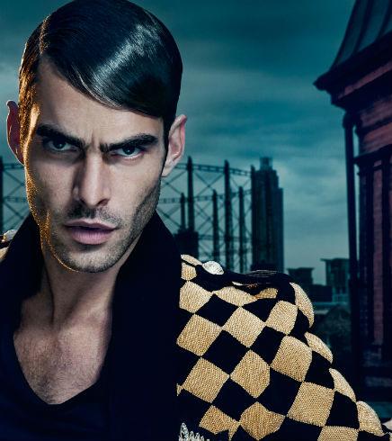High Shine: Balmain Paris Haircouture