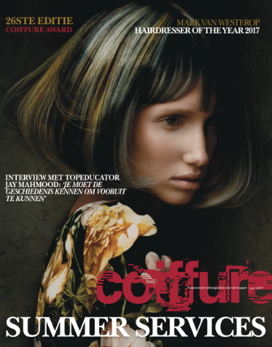 NIEUWE COIFFURE: Coiffure Award '17, Summer Services en meer