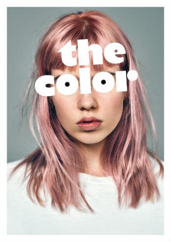 The Color lanceert #TheColorIsNew