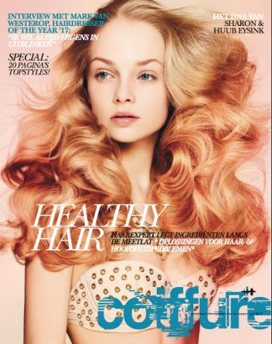 NIEUWE COIFFURE: Alles over healthy hair