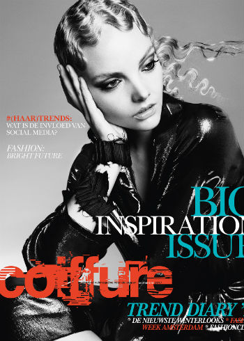 NIEUWE COIFFURE: Big Inspiration Issue