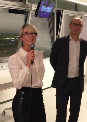 Anya Haarhoff verlaat L'Oréal