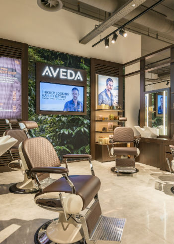 Aveda opent salons in Hudson's Bay