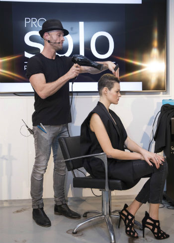 Hairdresser of the Year 2017 bij het Spectrum