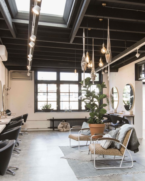 Interieur van de maand: HAIRFORCE 1