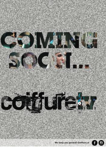 We beginnen 2018 met… COIFFURE TV