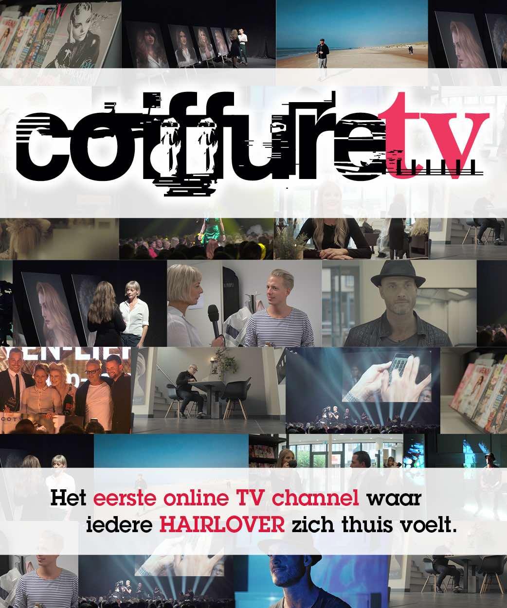 Coiffure TV voor hairlovers