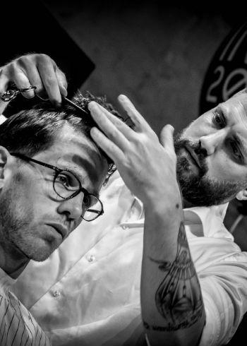 Deze week nieuw op Coiffure TV: Barber Society Live