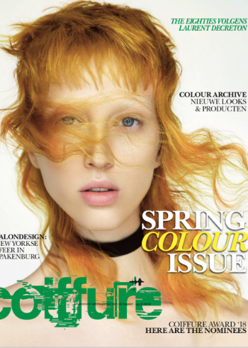 NIEUWE COIFFURE: SPRING COLOUR ISSUE