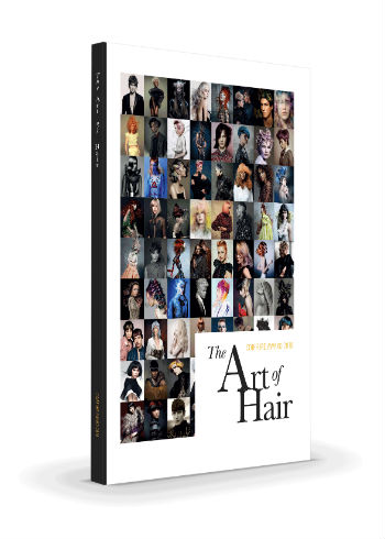 Must have: The Art of Hair coffee table book