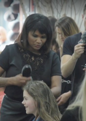 Al gezien op Coiffure TV? Report Hair Fashion Night!