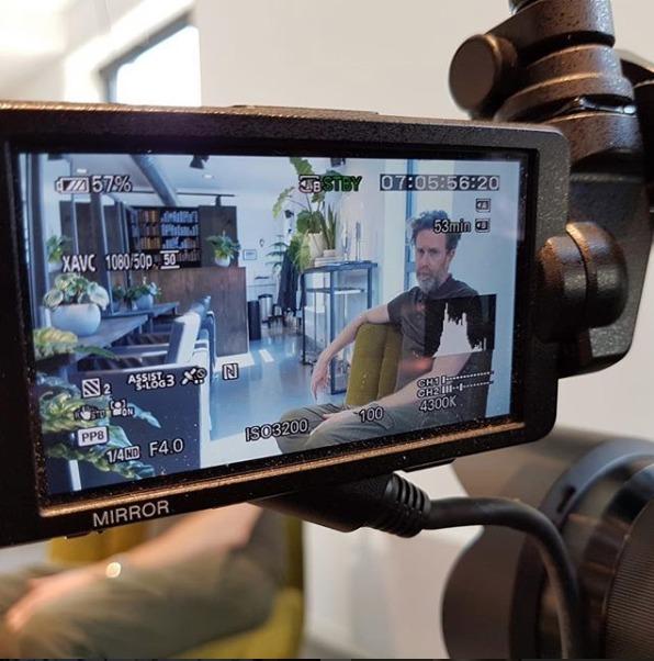 Nieuw deze week op Coiffure TV: Portret Bert de Zeeuw