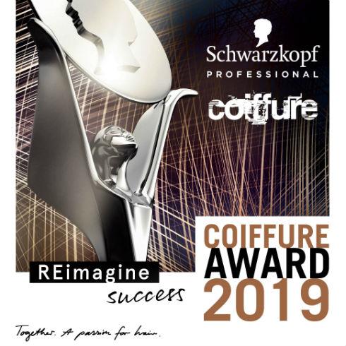 Algemeen Beeldmerk Coiffure Award 2019