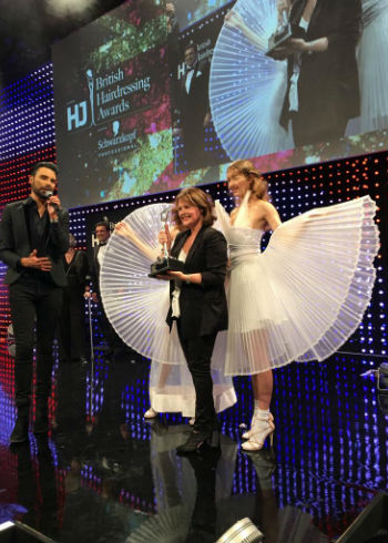 Nieuw op Coiffure TV: British Hairdressing Awards 2018 part III