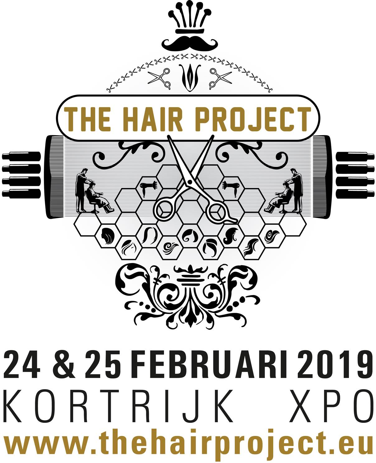 Save the date: The Hair Project 2019