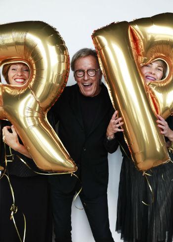 Rob Peetoom viert 20-jarig jubileum in Alkmaar