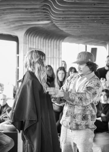 Hair artists Tommy Hagen en Dominic Vleer geven stylingtips in ADAM&CO