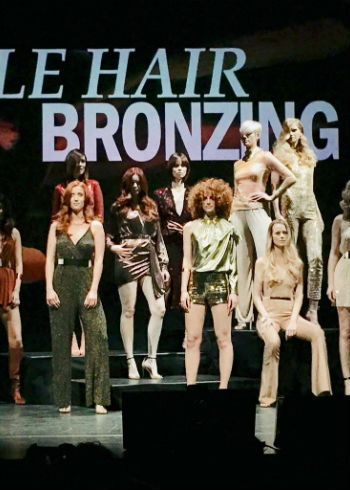 Le Hair Bronzing voor de elegante vrouw
