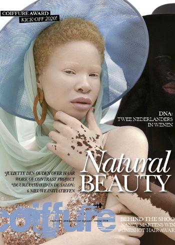 NIEUWE COIFFURE: Natural Beauty