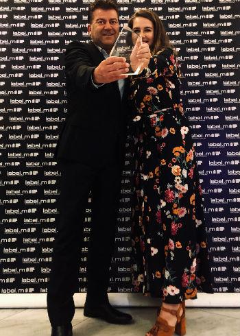 De Hairstore wint award in Londen