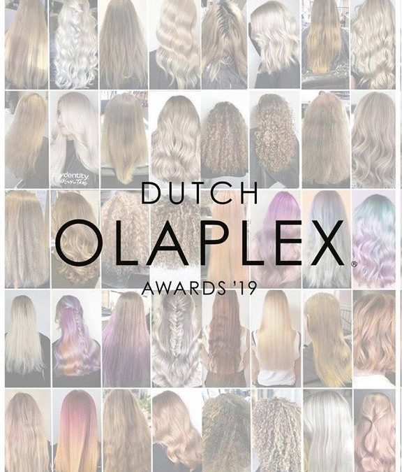 Genomineerden Dutch Olaplex Awards 2019 bekend!