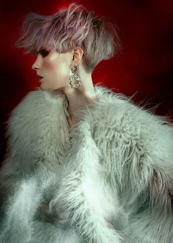 Coiffure Award Talk: Kim van Hooft, winnaar Young Talent
