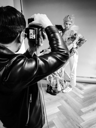 The Making Of: Exclusieve covershoot HOTY Arjan Bevers