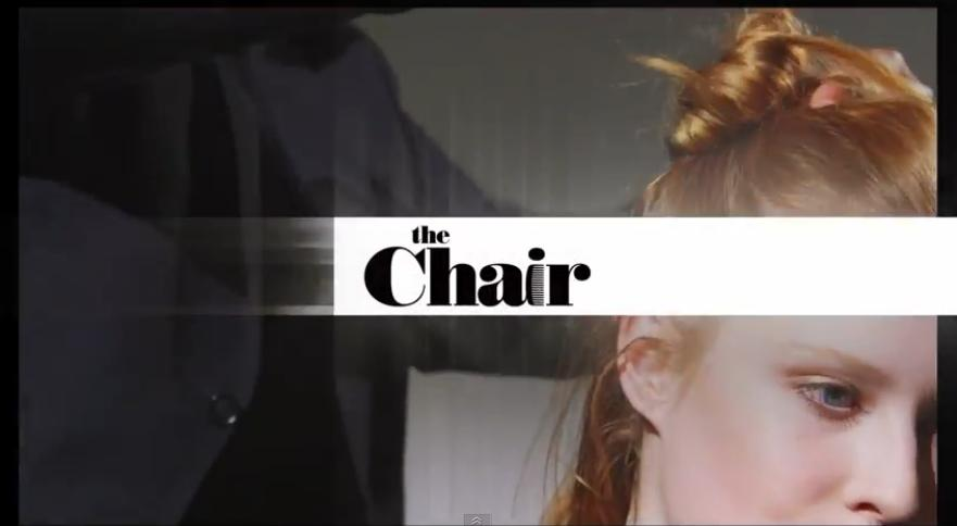 The Chair: Tutorial gevlochten knot