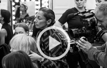 Video: Keune@Paris Fashion Week 2015