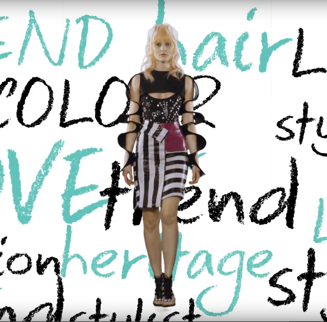 Watch this: Socialized by Toni & Guy