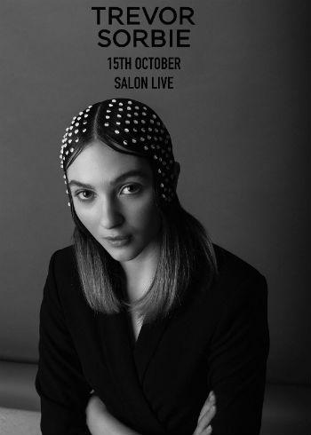 Trevor Sorbie live op Salon International'17