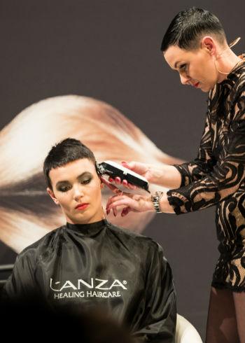 Deze week nieuw op Coiffure TV: L'Anza in de Rode Hoed