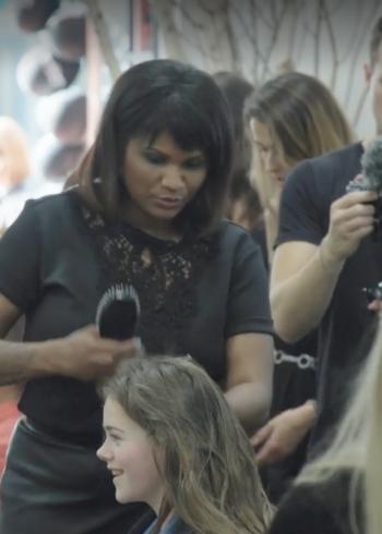 Al gezien op Coiffure TV? Report Hair Fashion Night!
