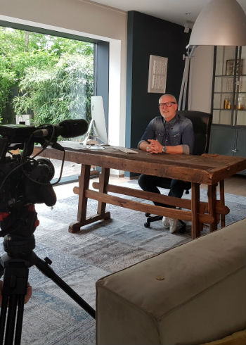 Nieuw op Coiffure TV: Richard Koffijberg over samenwerkingsvormen