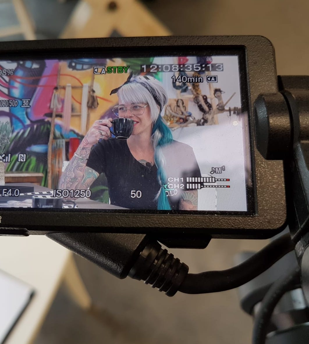 Coiffure TV: Een kijkje bij salon Y.O.L.O