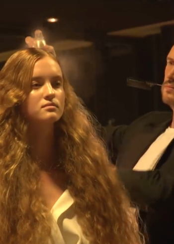 Coiffure TV: L' Oréal All Brands in Theater Amsterdam