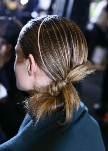 Backstage @ New York Fashion Week: NEW MODERNISM