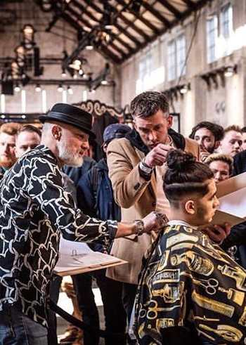 Blog Mr Sam Wall: Barber Society Live 2019