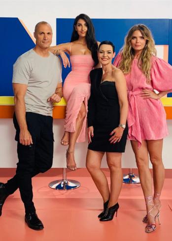 Dit merk doet de hairstyling bij Hollands Next Top Model 2019