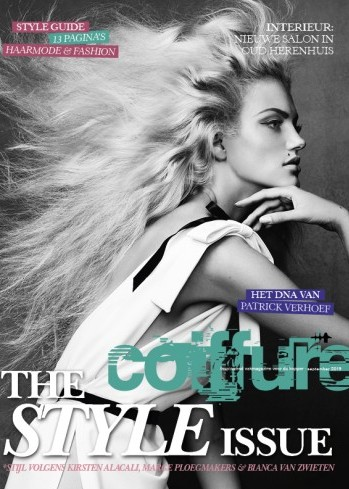 NIEUWE COIFFURE: The Style Issue