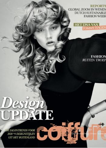 NIEUWE COIFFURE: Design Update