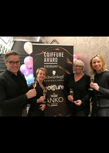 Nieuw: Ondernemers Award bij Coiffure Award 2020