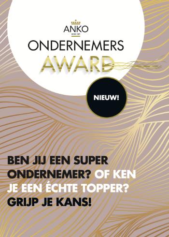 Word jij ANKO Ondernemer van het Jaar? #Coiffure Award
