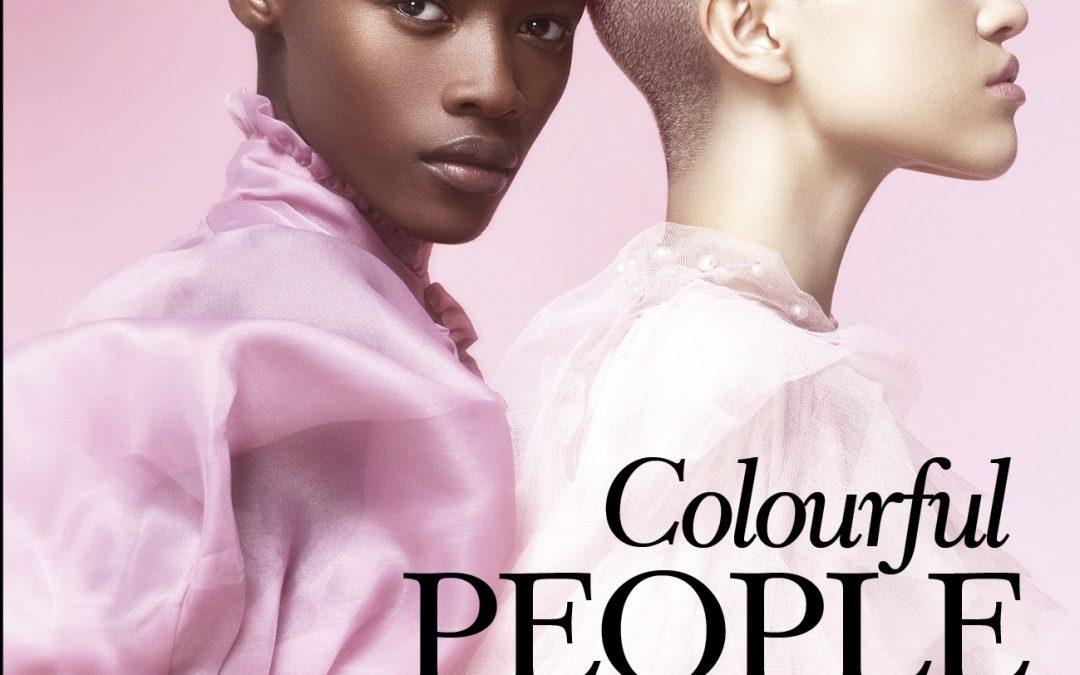 Nieuwe editie Coiffure: Colourful People